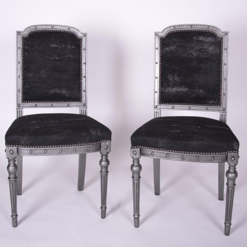 Chaises steampunk
