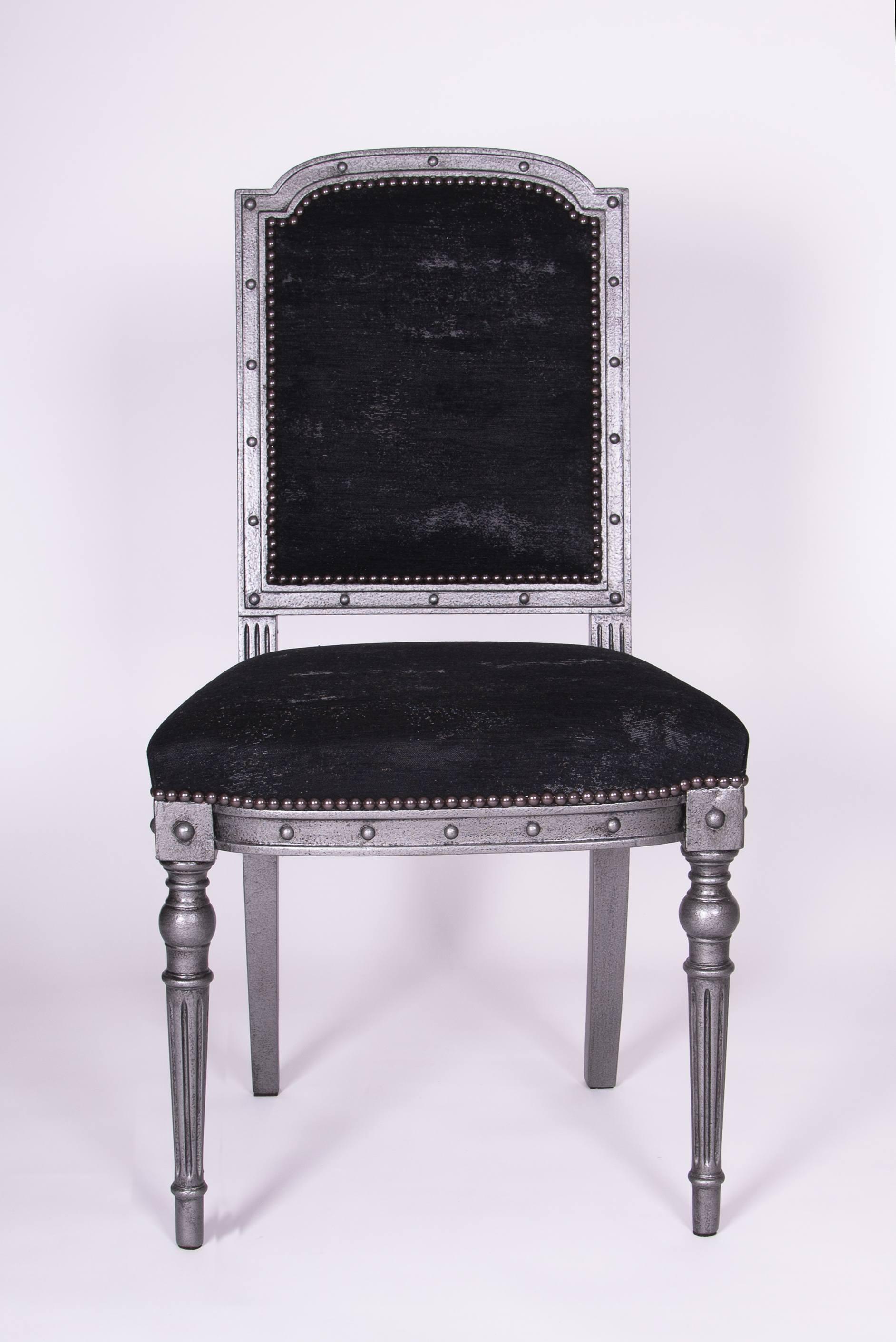 chaise steampunk