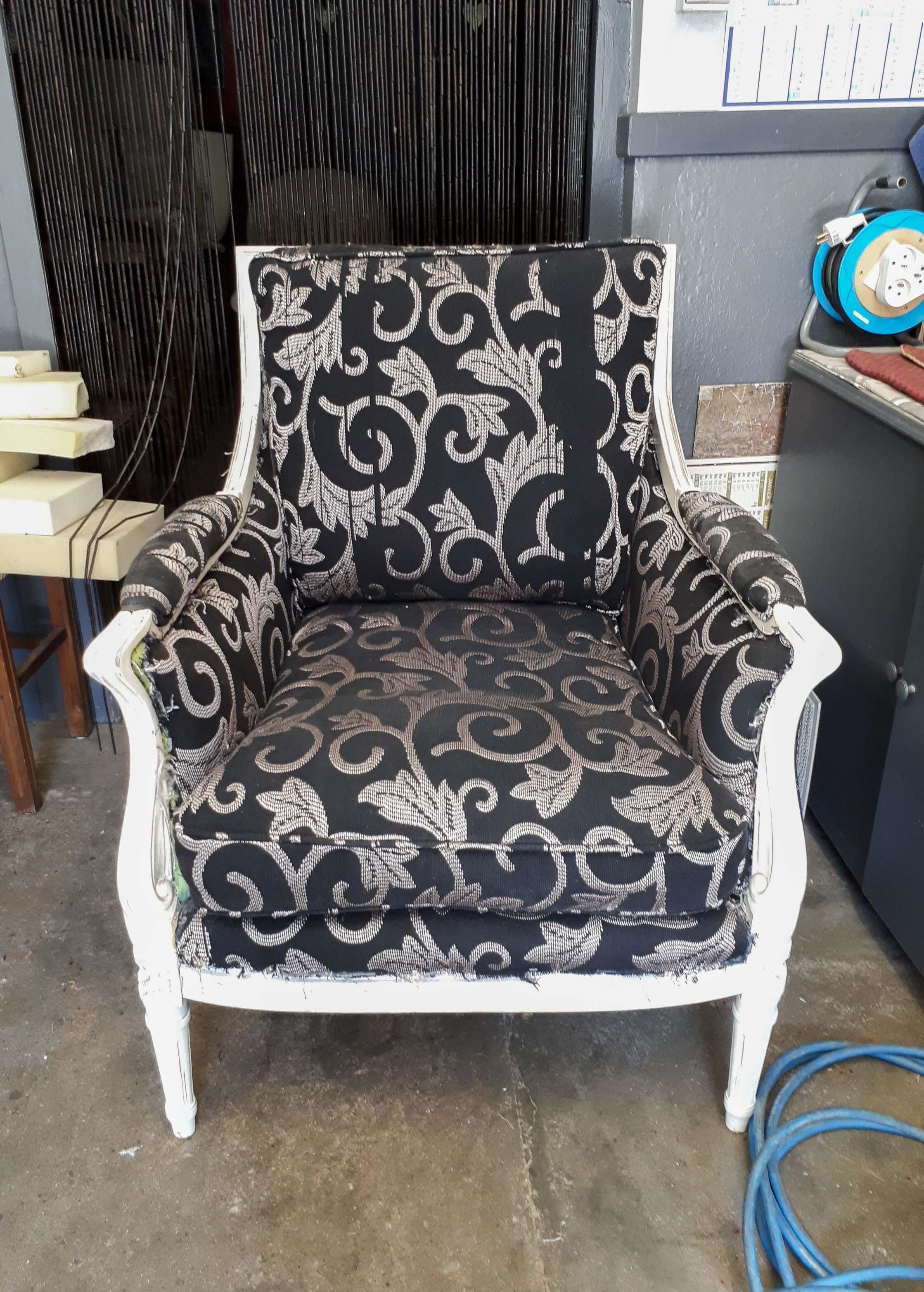 fauteuil transition avant