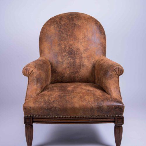 fauteuil aprés restauration