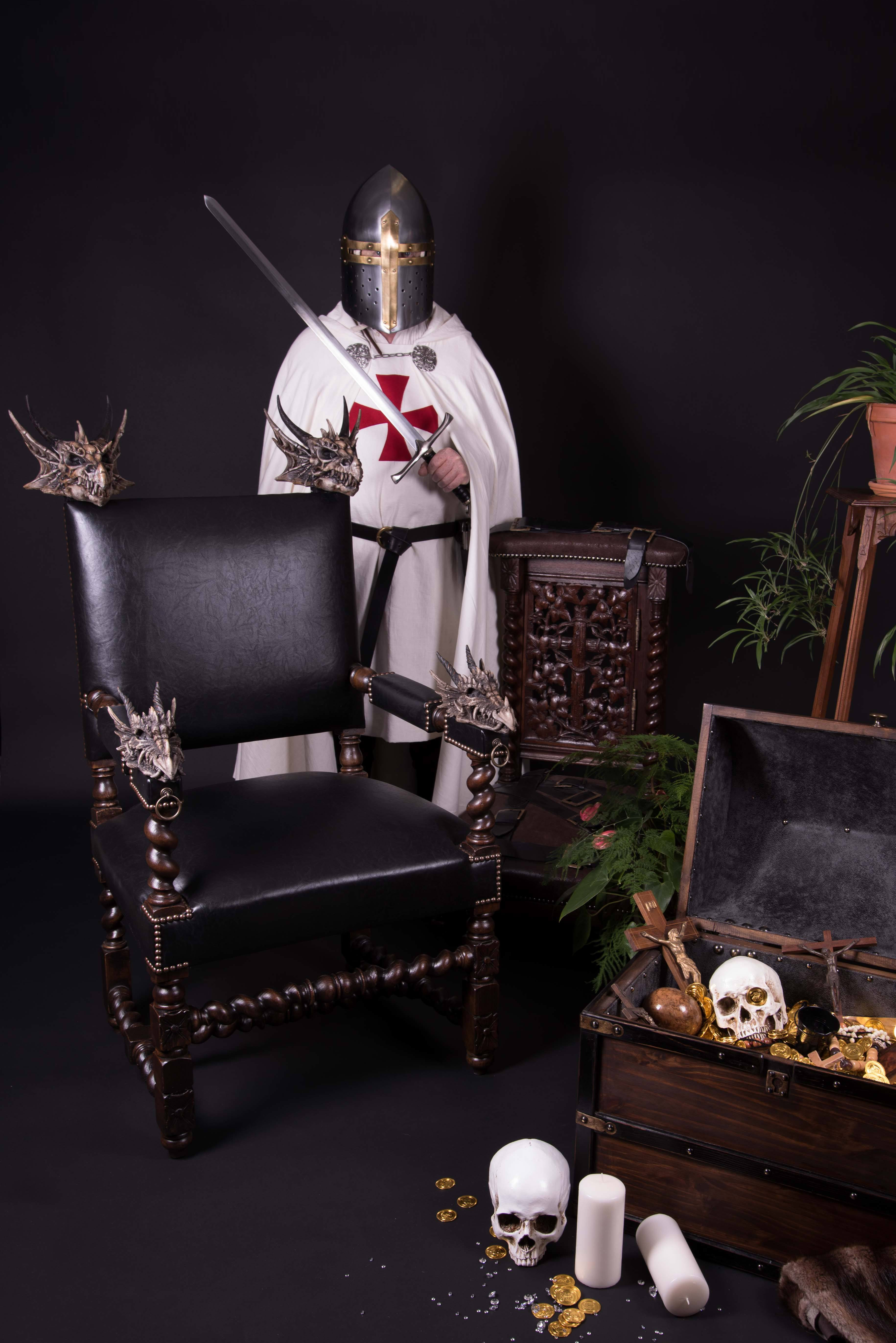 fauteuil style Henry II