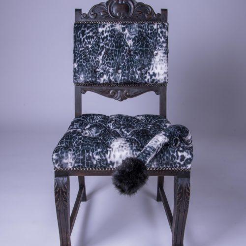chaise à queue