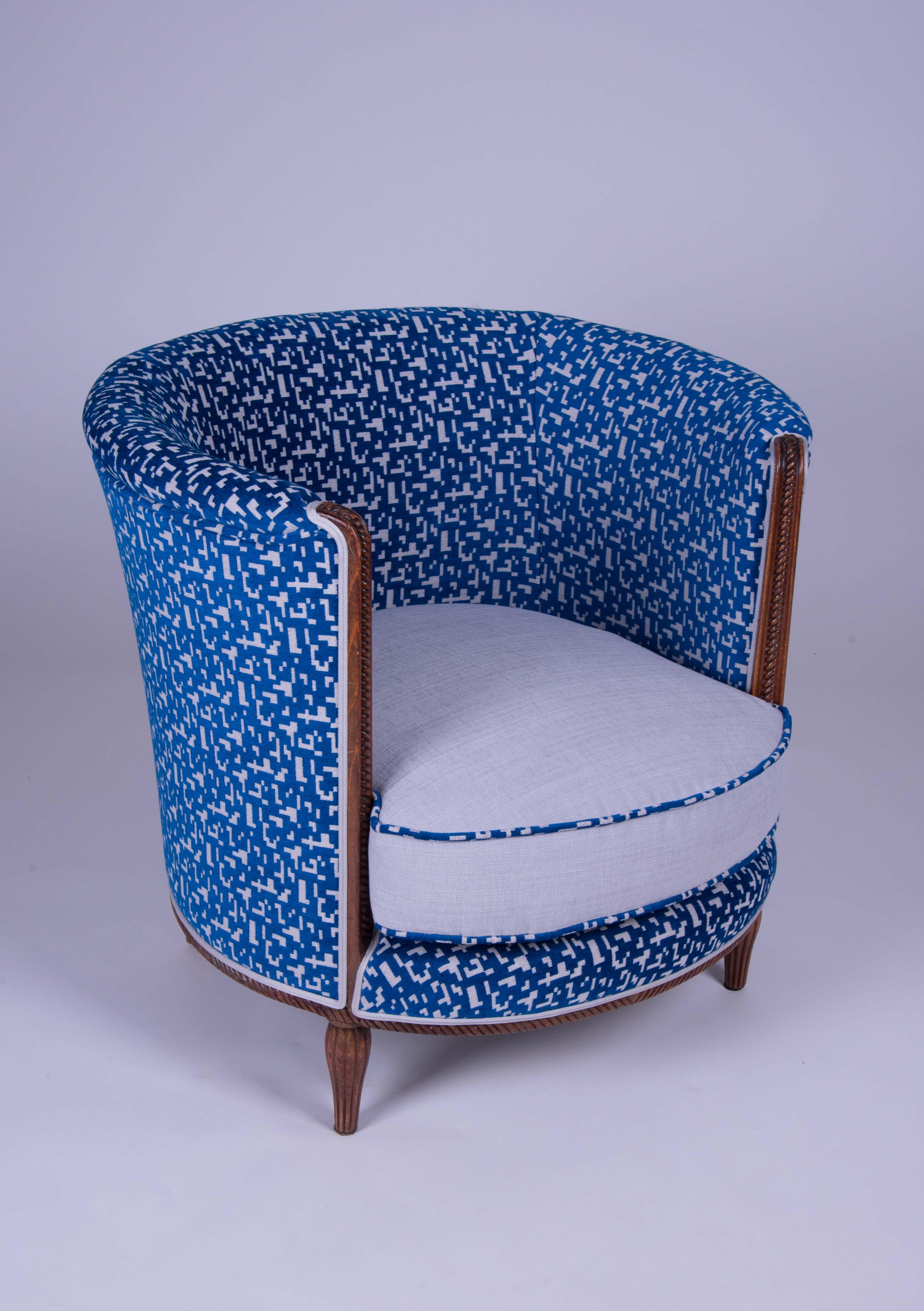 fauteuil à coussin
