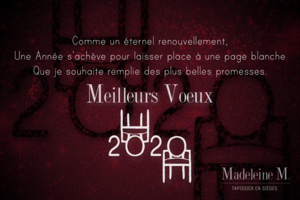 VOEUX madeleine M2020